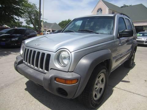 2004 Jeep Liberty for sale in Dallas, TX
