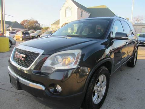 2007 GMC Acadia for sale in Dallas, TX
