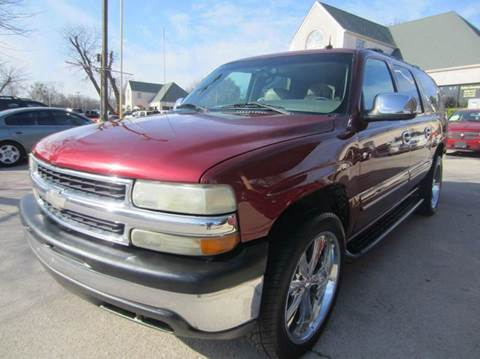 2002 chevrolet suburban for sale akron oh. Black Bedroom Furniture Sets. Home Design Ideas