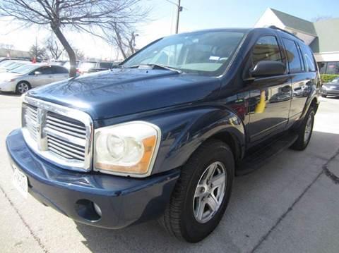 2005 Dodge Durango for sale in Dallas, TX