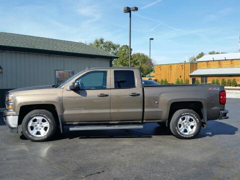 2014 Chevrolet Silverado 1500 for sale in Terre Haute, IN