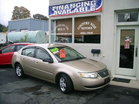 2006 Saturn Ion for sale in Torrington, CT