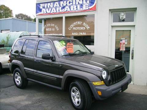 2006 Jeep Liberty for sale in Torrington, CT