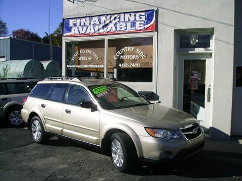 2008 Subaru Outback for sale in Torrington, CT