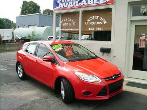 2013 Ford Focus for sale in Torrington, CT