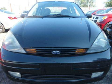 2004 Ford Focus for sale in Detroit, MI