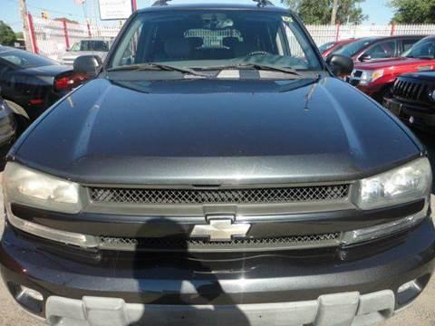 2004 Chevrolet TrailBlazer EXT for sale in Detroit, MI