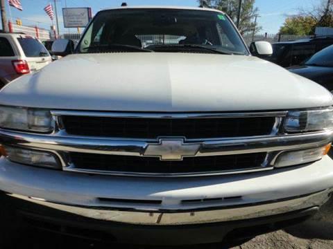 2005 Chevrolet Tahoe for sale in Detroit, MI