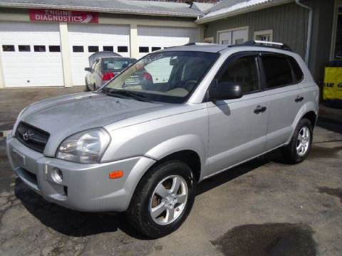 2008 Hyundai Tucson for sale in Franklin, NJ