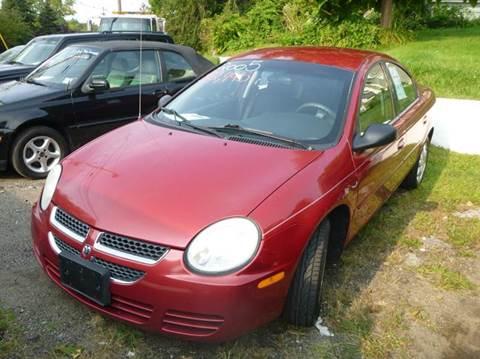 2005 Dodge Neon for sale in Franklin NJ