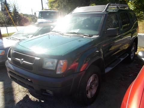 2001 Nissan Xterra for sale in Franklin NJ