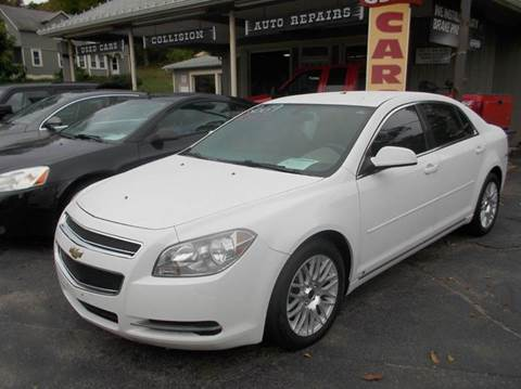 2009 Chevrolet Malibu for sale in Franklin NJ