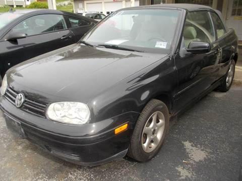 1999 Volkswagen Cabrio for sale in Franklin, NJ