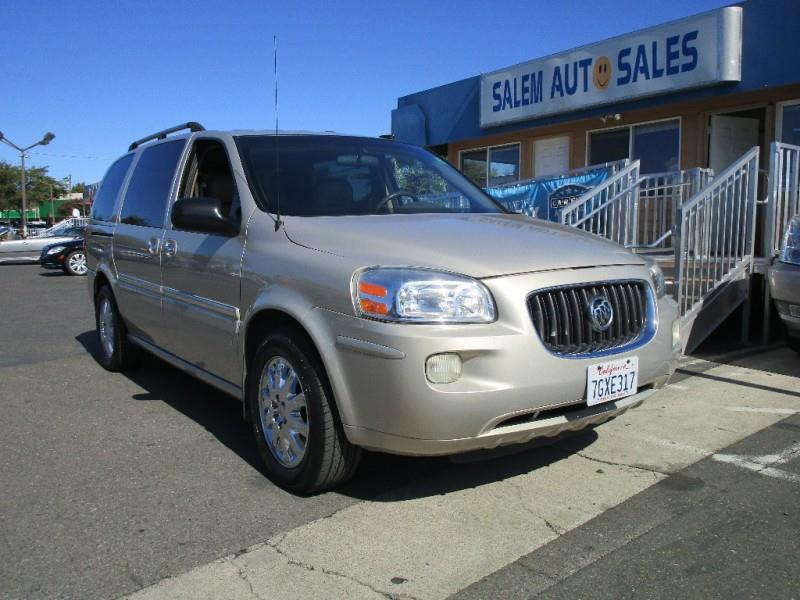 2007 buick terraza cxl 4dr mini van in sacramento ca salem auto sales. Black Bedroom Furniture Sets. Home Design Ideas