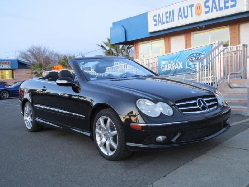 2005 mercedes benz clk clk 500 2dr cabriolet in sacramento for Mercedes benz sacramento