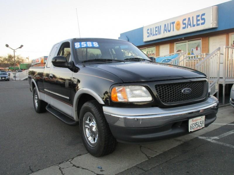 2000 ford f 150 supercab 157 lariat in sacramento ca. Black Bedroom Furniture Sets. Home Design Ideas
