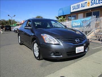 2012 Nissan Altima for sale in Sacramento, CA
