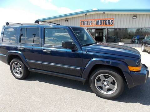 jeep commander for sale in wisconsin carsforsale com