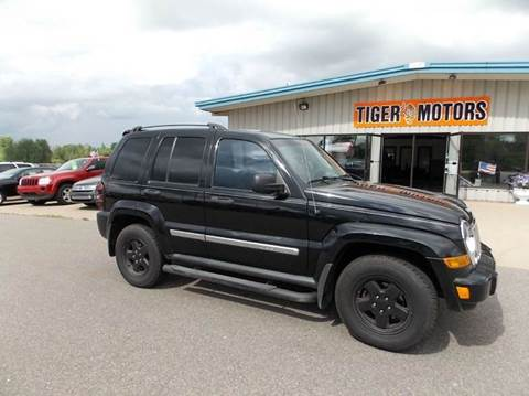 Used 2006 jeep liberty for sale in wisconsin for Baraboo motors used cars
