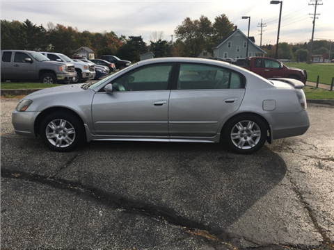 2005 Nissan Altima for sale in Chesterland, OH