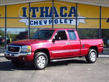 2007 GMC Sierra 1500 Classic for sale in Ithaca, MI