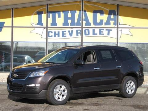 2017 Chevrolet Traverse for sale in Ithaca, MI