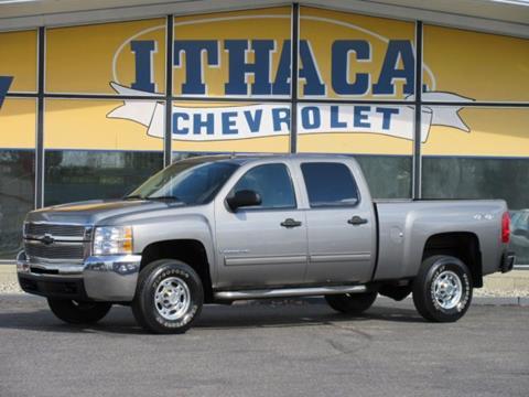 2009 Chevrolet Silverado 2500HD for sale in Ithaca, MI