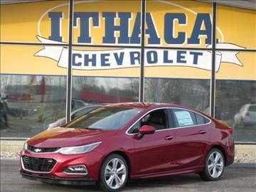 2017 Chevrolet Cruze for sale in Ithaca, MI
