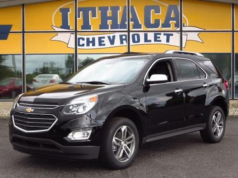 2016 Chevrolet Equinox for sale in Ithaca, MI