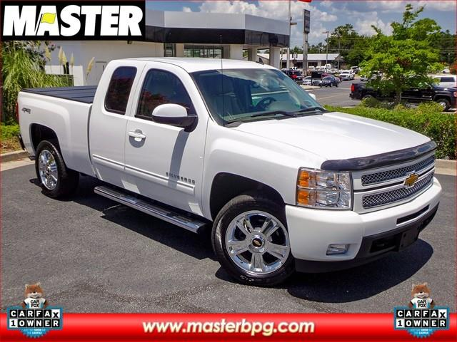 ... 4x4 LTZ 4dr Extended Cab 6.5 ft. SB In Augusta GA - Master Buick GMC
