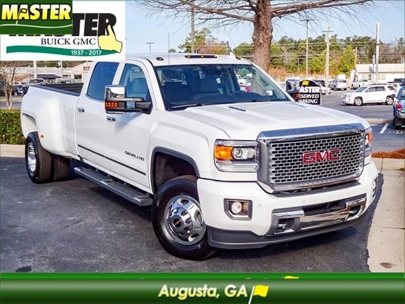 Used Diesel Trucks For Sale In Augusta GA Carsforsalecom - Buick dealership augusta ga