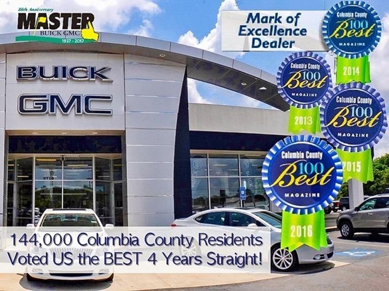 Gmc Sierra SLT In Augusta GA Master Buick GMC - Buick dealership augusta ga