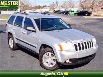 2009 Jeep Grand Cherokee for sale in Augusta, GA