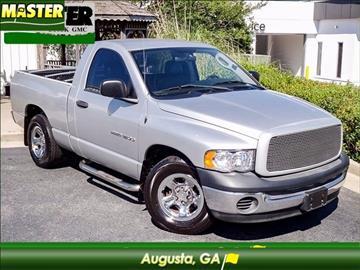 2003 Dodge Ram Pickup 1500 for sale in Augusta, GA