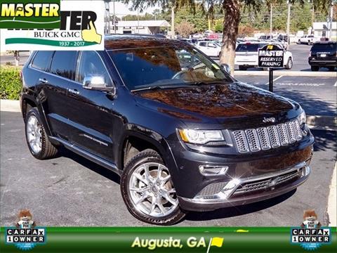2014 Jeep Grand Cherokee for sale in Augusta, GA