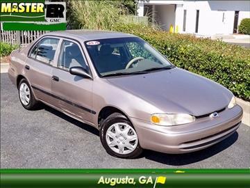 2000 Chevrolet Prizm for sale in Augusta, GA
