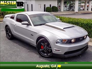 2012 Ford Mustang for sale in Augusta, GA
