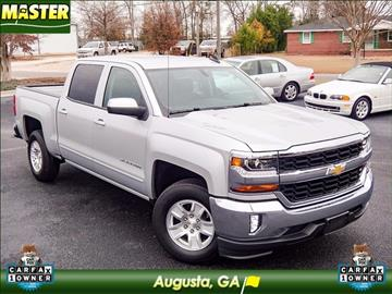 chevrolet silverado 1500 for sale augusta ga. Black Bedroom Furniture Sets. Home Design Ideas