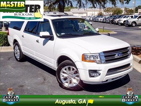 2017 Ford Expedition EL for sale in Augusta, GA