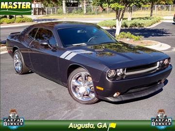 2013 Dodge Challenger for sale in Augusta, GA