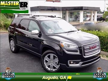 2017 GMC Acadia Limited for sale in Augusta, GA