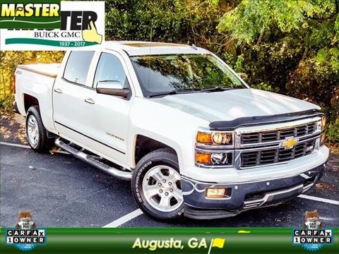 2014 Chevrolet Silverado 1500 for sale in Augusta, GA