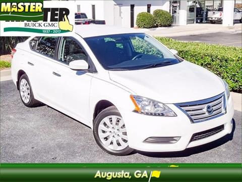 2014 Nissan Sentra for sale in Augusta, GA