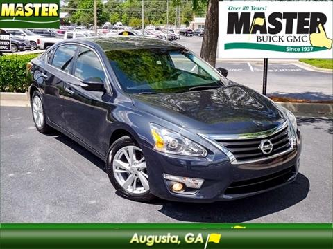 nissan altima for sale in augusta ga. Black Bedroom Furniture Sets. Home Design Ideas