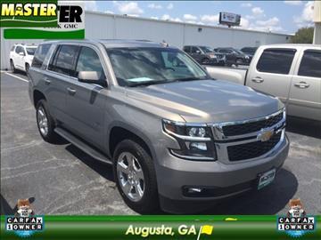2017 Chevrolet Tahoe for sale in Augusta, GA