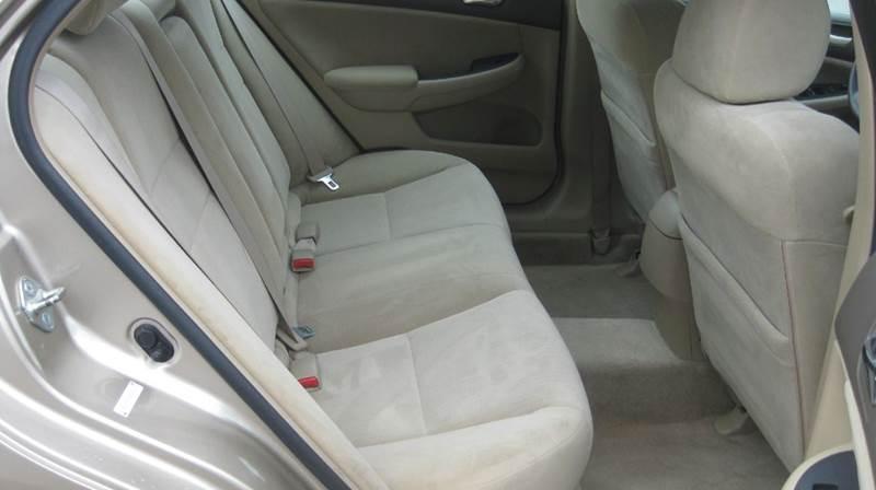 2003 Honda Accord LX 4dr Sedan - Lowell MA