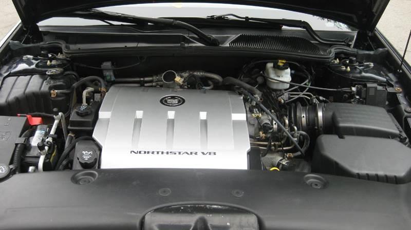 2004 Cadillac DeVille DHS 4dr Sedan - Lowell MA