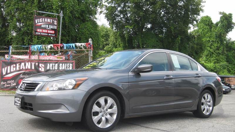 2010 Honda Accord EX 4dr Sedan 5A - Lowell MA