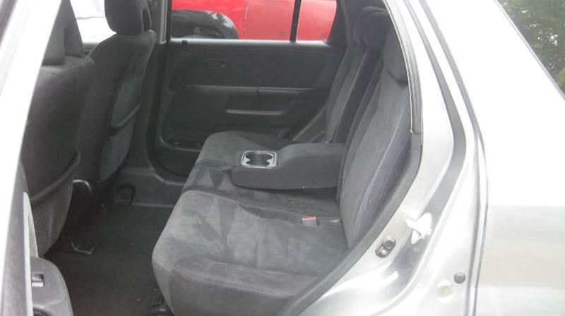 2006 Honda CR-V AWD EX 4dr SUV w/Manual - Lowell MA