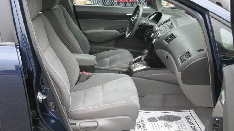 2009 Honda Civic LX 4dr Sedan 5A - Lowell MA